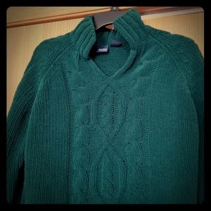 Super Soft Forest Green Sweater